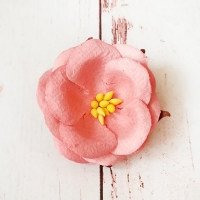 Дикая роза, Розовая, 1шт.