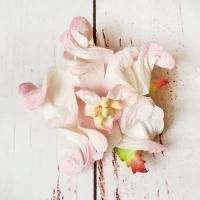 Гардения, Шебби-розовая (5см)