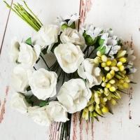 Цветы, Микс, 36шт.