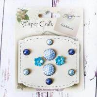 "Набор Брадс ""Paper Craft 2"", 10шт."